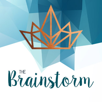 The Brainstorm - with Stephanie Ostermann